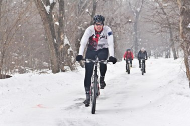 Fietsen in de winter: tips