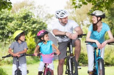 Op fietsvakantie met het gezin: tips