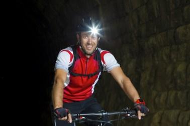 Mag fietsverlichting knipperen?