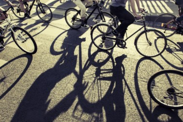 E-bikemarkt tijdens Autovrije Zondag