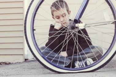 Eerste hulp bij een platte fietsband!