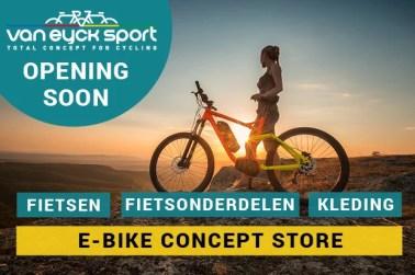 5de Van Eyck Sport winkel in Erpe-Mere