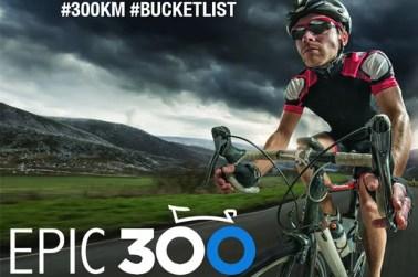 Van Eyck Sport sponsort de Epic300