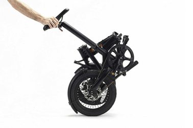 Ontdek Venilu: e-bike plooifietsen