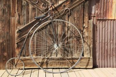 Een kleine geschiedenis van de fiets