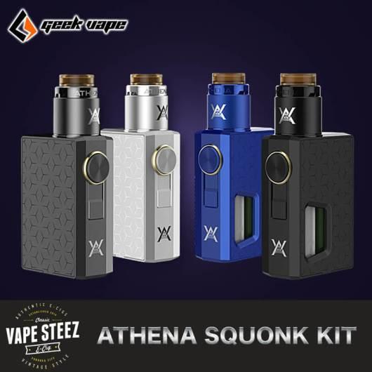 Geek Vape Athena Squonk kit