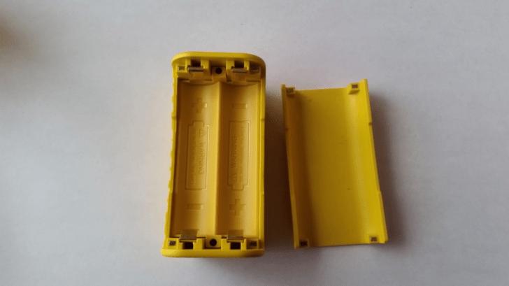 HUGO Vapor BOXER V2 211W BOX MODバッテリカバー