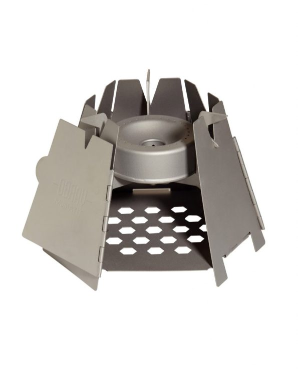 Converter Stove Inside Hexagon Wood Stove