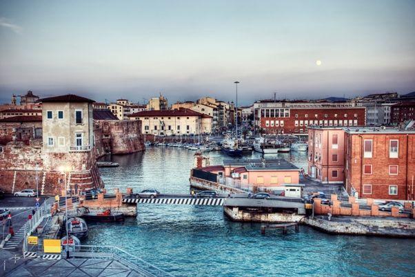 Que ver en Livorno Italia