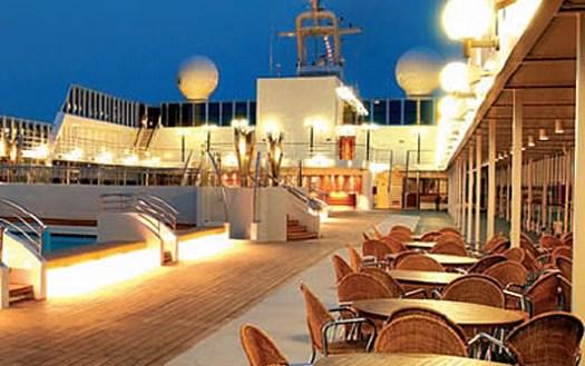 Cruceros MSC Lirica