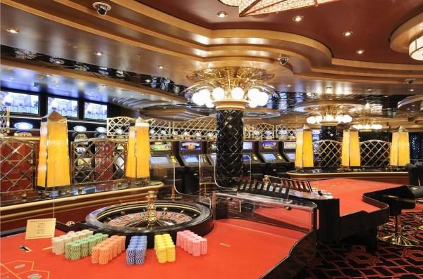 Casino del MSC Fantasía