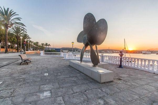 Puerto de Mahon Menorca