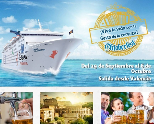 Iberocruceros y Oktoberfest