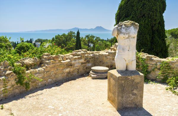 Villa Romana en Cartago