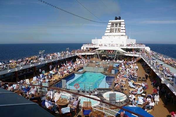 Crucero en mayo