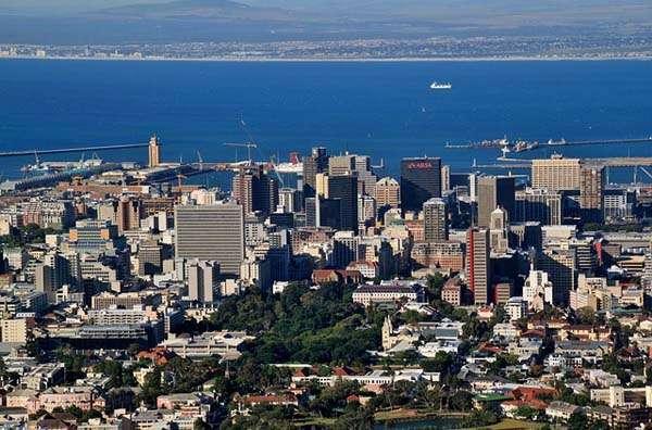 Ciudad del Cabo - vistas