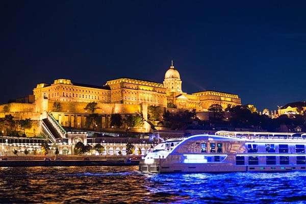 Por el Danubio