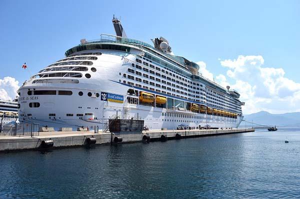Ajaccio crucero