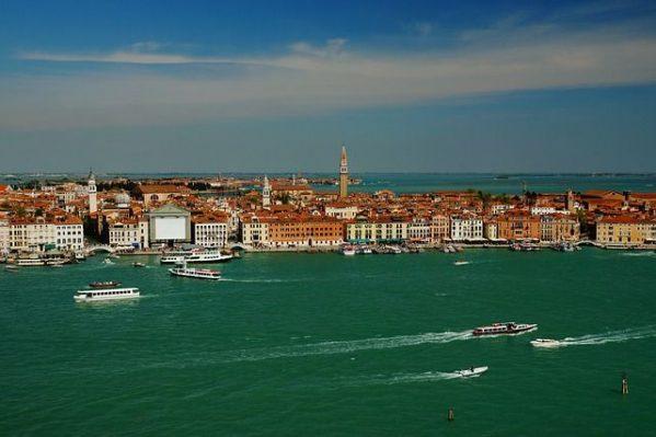 Cruceros en Venecia