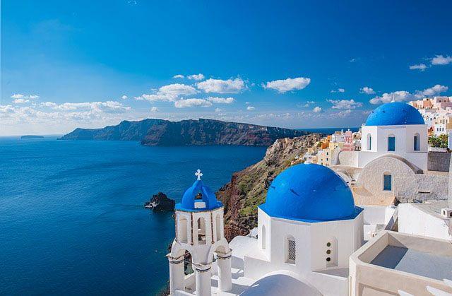 Islas griegas - Santorini