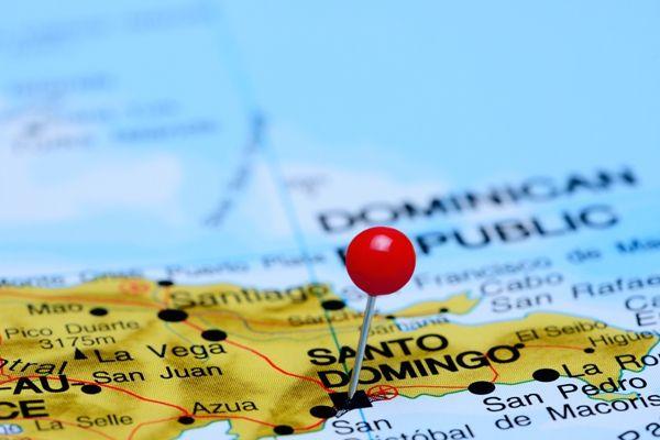 Escala de crucero en Santo Domingo