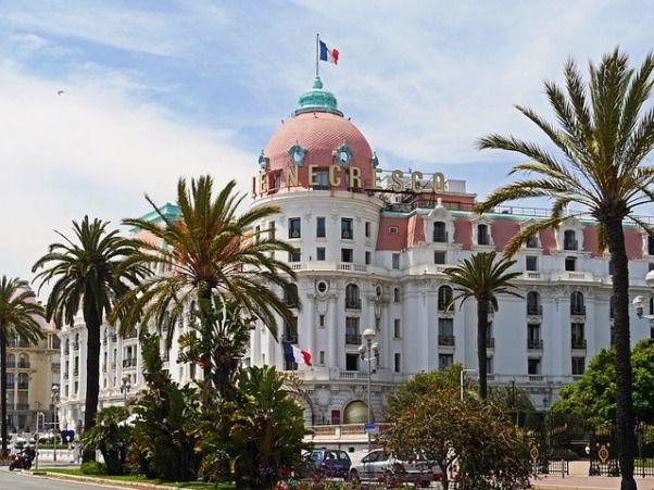 Hotel Negresco en Niza
