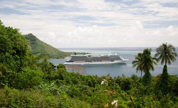 Crucero en Polinesia