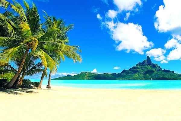 Playa de Bora Bora