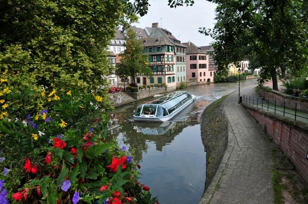 Crucero por Estrasburgo