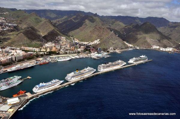 Cruceros en Santa Cruz de Tenerife 300311 Puertos de Tenerife (1)