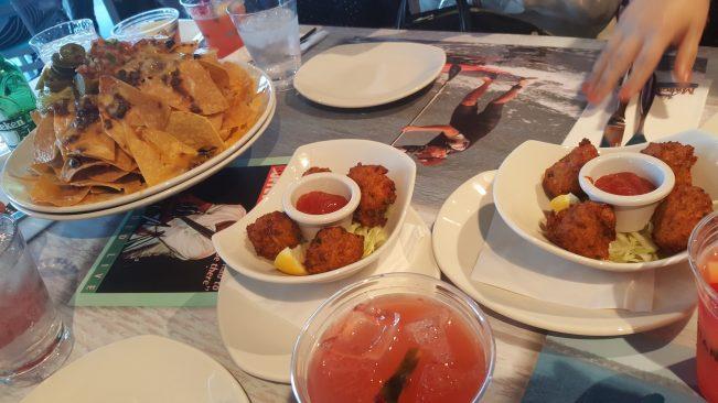 Restaurante mexicano Margaritaville en el Norwegian Bliss