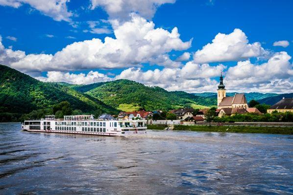 Crucero Danubio Durnstein