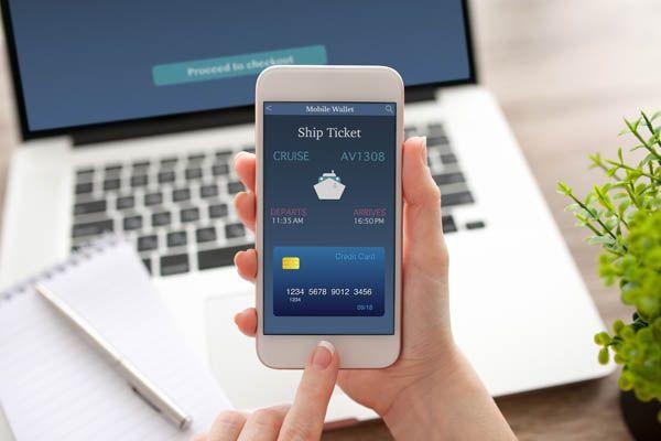 App móvil para crucero