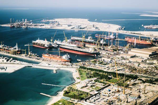 Puerto de Dubai