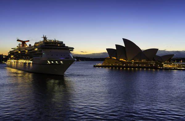 Crucero en Australia