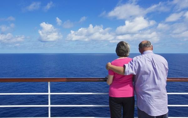 Cruceros para gente mayor