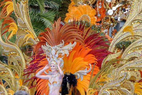 Fiesta Carnaval de Tenerife