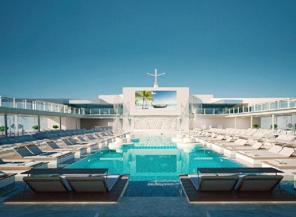 MsC virtuosa piscina