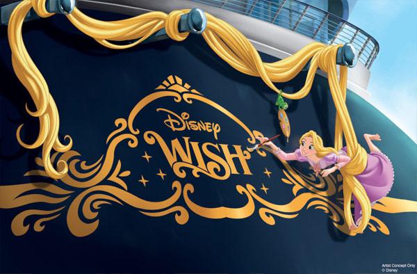 barco Disney Wish