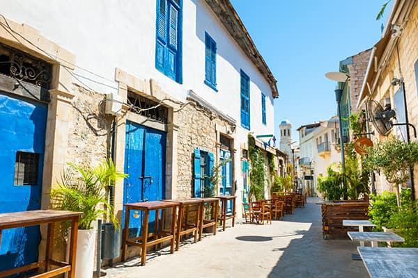 Limassol casco antiguo