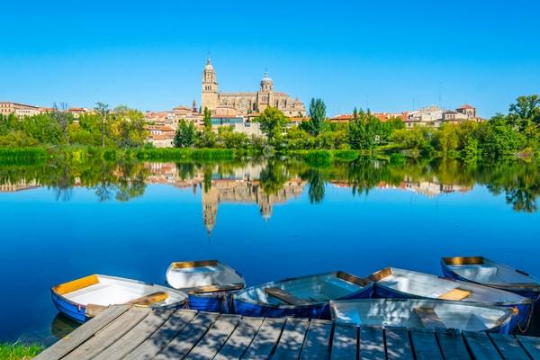 Cruceros fluviales río Duero