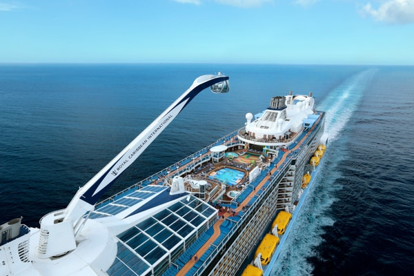 Barco Anthem of the Seas