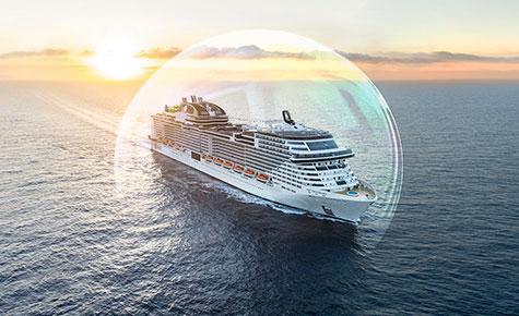 Nuevas medidas de salud e higiene de MSC Cruceros