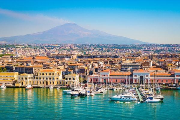 Que ver en Catania en un día de crucero
