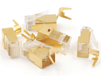 4535 - What Types of RJ45 connectors I need?