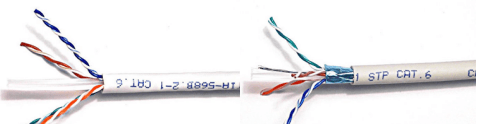 cat6 1 - Ethernet Cable:Cat 1/2/3/4/5/5E/6/6A/7/8-What & How
