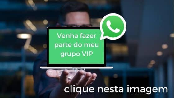 Grupo VIP Whtatsapp