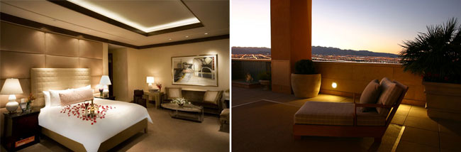 Suite symphony See these overthetop Vegas hotel suites