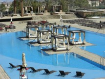 Spots Enjoy Vegas Pool Experience Year Las