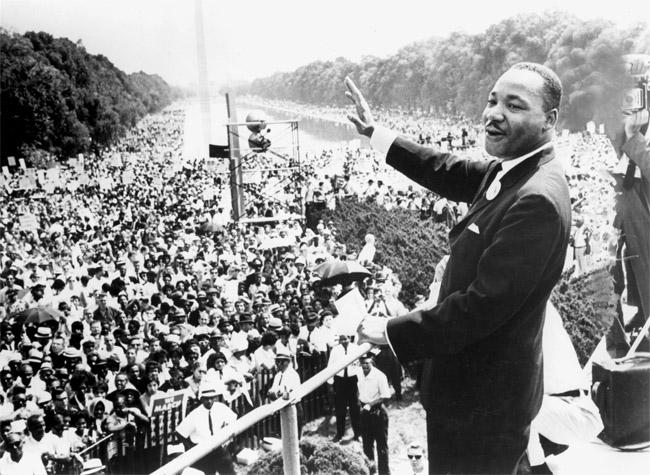 Happy birthday to the great Martin Luther King Jr.!